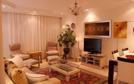 Furnished apartment in Alanya